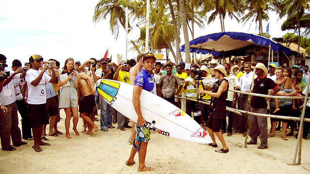 7D with Steadi, Julian wilson.