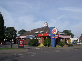 Burger King, Shirley (like the one in Back to the Future)