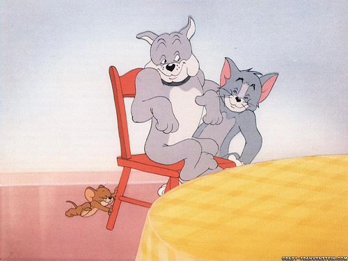 tom jerry wallpaper. trio-tom-and-jerry-wallpaper