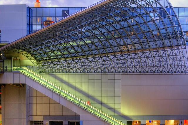 京都車站 - HDR