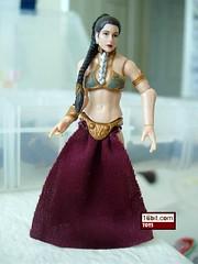Princess Leia (Jabba's Slave)