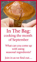 In the Bag Logo September 10