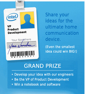 Intel Share Ideas
