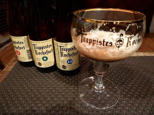 Trappistes Rochefort Drunk