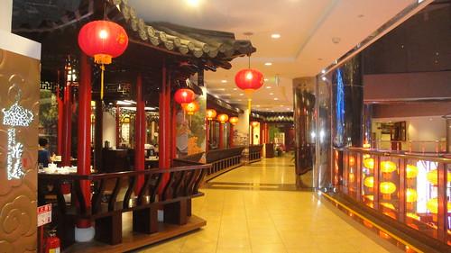台北冶春茶室的建築設計古色古香