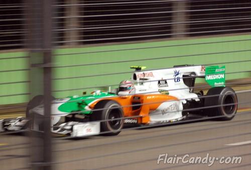 F1 Singapore Grand Prix 2010 - Day 1 (33)
