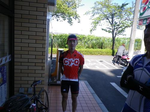 サイクルライターの安井行生さん