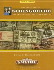 Schingoethe sale
