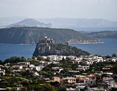 Castello Aragonese (cla.iacono) Tags: sea mare napoli ischia isle castello procida isola miseno castelloaragonese capomiseno aragonese vivara