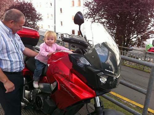 Motorcycle Nora