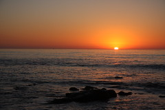 When the sun goes down (San Diego Shooter) Tags: light sunset sandiego sunsets lajolla lajollacove