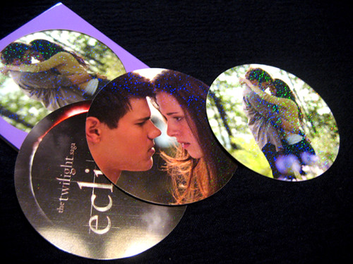 Advance tickets for The Twilight Saga: eclipse Part 2