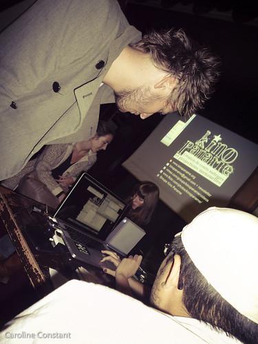 Soirée de projection au Café de Paris - vendredi 24 septembre 2010