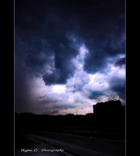 Monday Mad Storm