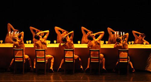 """Les Ballets Jazz de Montréal, """"Rossini Cards"""""""
