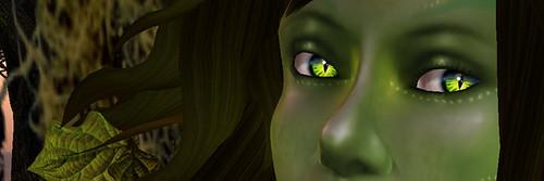 IBANEZ Eyes - Creature Ib