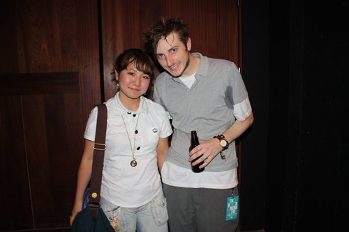 Yukina & Paddy C from Kowalski