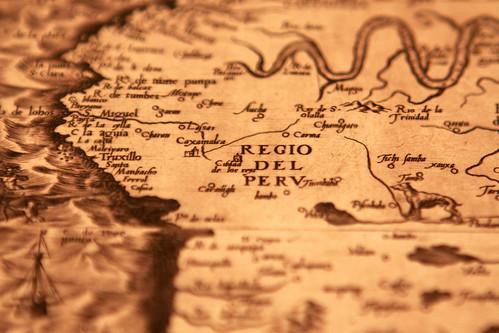 Harvard Map Peru
