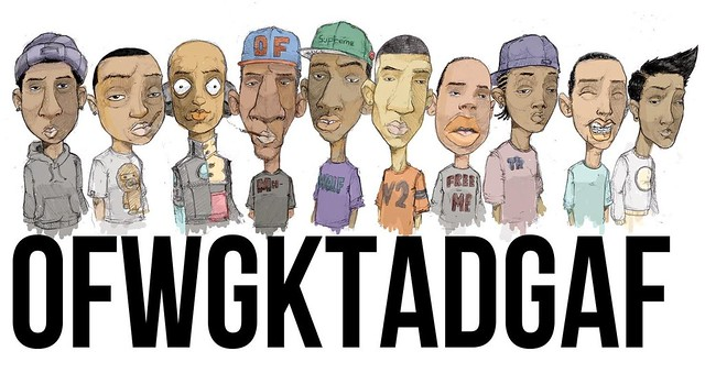 White Guy Odd Future