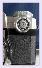 Patr 65 - Zeiss IKon Contaflex Super (Paulo JS Ferraz) Tags: camera film 35mm vintage vintagecamera zeissikon filme inventory antigas analogical acervo contaflexsuper zeissikoncontaflexsuper cameraantiga patr65