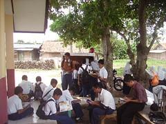 Motor Perpustakaan Keliling - SR Bekasi