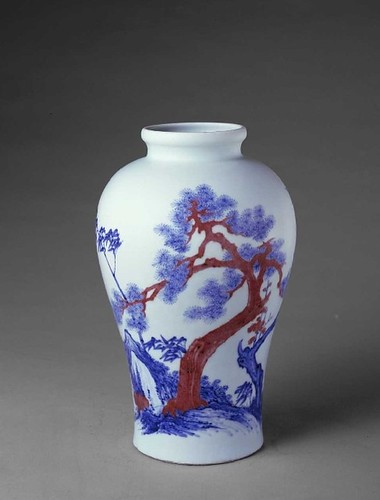 Qing Dynasty Ceramics, Porcelain   China Online Museum