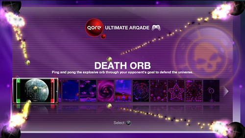Qore Arcade
