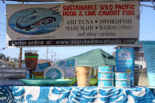 Island Wild Seafoods