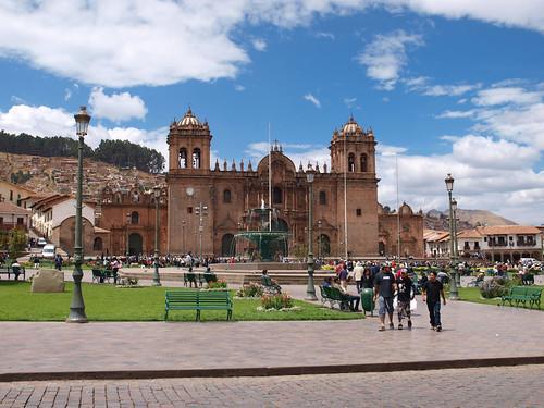 Plaza de Armas - Catedral (2)