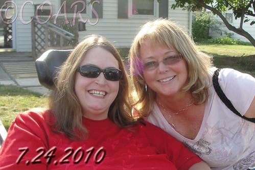 Theresa & Me 7.24.10 @WM
