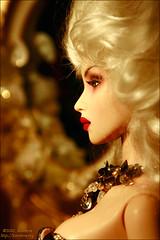 The Golden Age (Koroleva Irina) Tags: doll silk seville sybarite ooakfashion sybaritedoll lingeriefordoll sybaritegown
