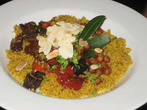 new couscous main at shakahari