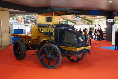 Tracteur Latil 4×4 de 1914