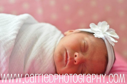 Sleeping Newborn Photograph