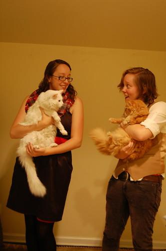 Cat prom