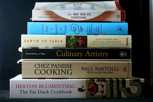 some of my cookbooks
