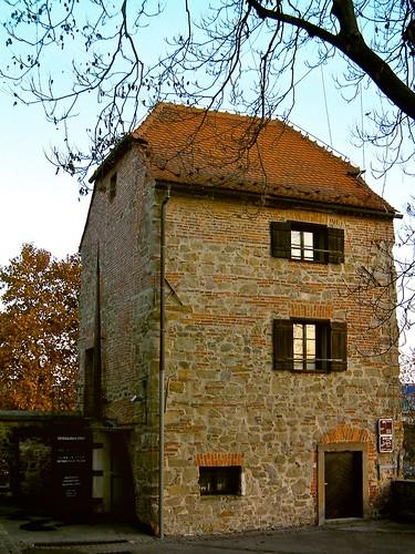 Zidovski stolp, Maribor