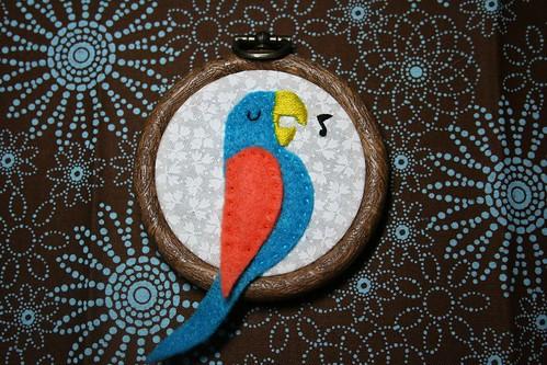 Tiki Bird #3