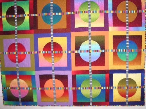Circle Quilt 2009