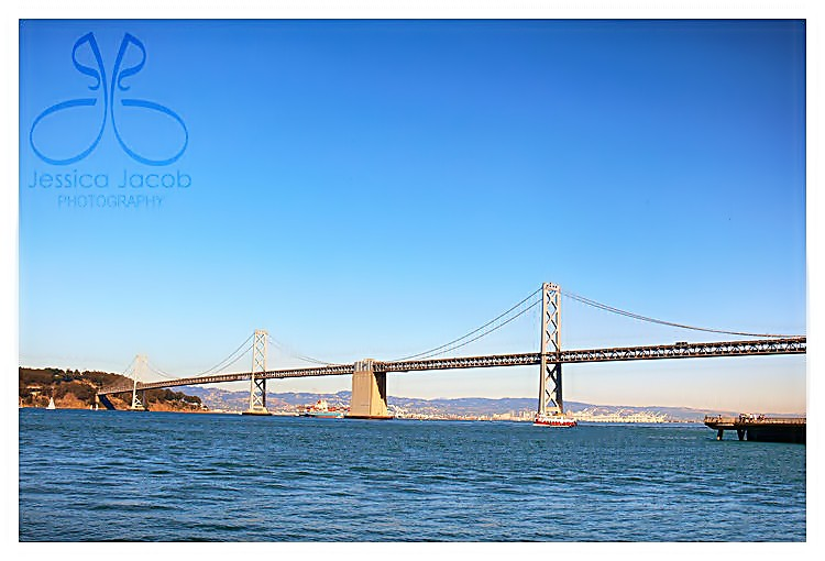 Jessica Jacob Photography - The Bay Bridge