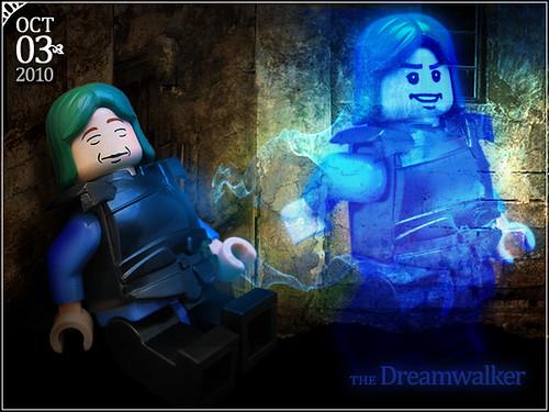 October 3 - The Dreamwalker