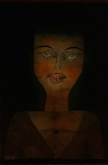 Possessed Girl, 1924, Paul Klee