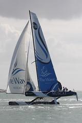 Extreme 40 sailing series (giffopa) Tags: sea mare extreme sail sicily vela catamarani sicilia trapani extreme40sailingseries