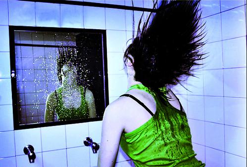 Ispiluaren aurrean / Lara Gonzalez (Arrasate)