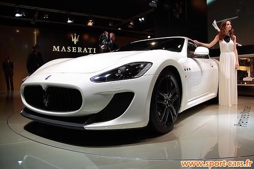 mondial auto Maserati GranTurismo MC Stradale 6