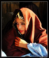 Libyan Tuareq Girl (Sammy Naas) Tags: girls girl festival female view photos hijab everyone arabian hina libya libyan ghadames libi libyen    libi libian libiya  tuareq ribia liviya ghadamis libija        lbija  lby  libja lbya liiba livi  teniri   tuwareq