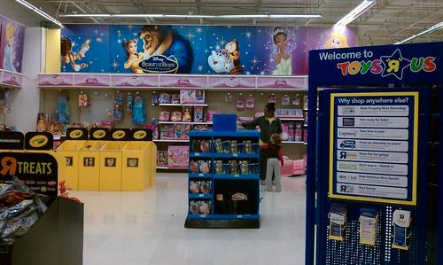 Toys R Us Southridge Mall Des Moines Iowa Disney A Photo On