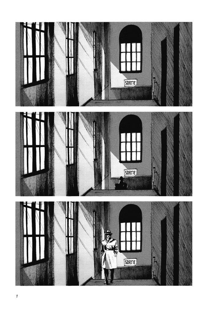 le samouraï  |  pg 01