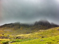 Approaching Scafell Pike Photo