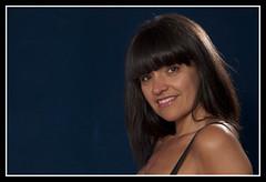 (..Javier Parigini) Tags: light portrait santafe argentina girl studio model women photoshoot retrato flash estudio modelo rosario backstage javier iluminacion 18105 d90 parigini peafotograficarosario